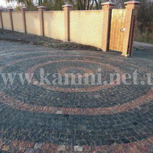 укладка гранитной плитки цена Киев