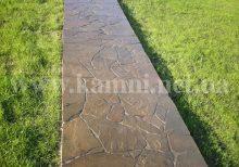 дизайн дикого каменю Київ