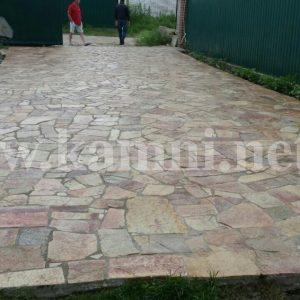 дикий камінь ціна за квадратний метр Київ