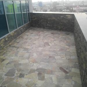 стіна камінь Київ