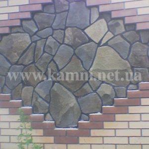 укладка декоративного камня Киев