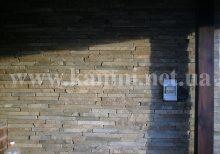 Облицювання будинку каменем Київ