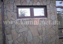 Укладання каменю на стіну Київ