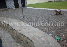 отделка природным камнем Киев