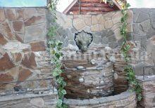 декоративный водопадик из камня Киев
