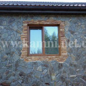 Обложить камнем стену Киев