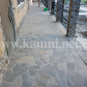 Мощение из природного камня Киев