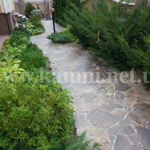 дорожки в саду из камня Киев
