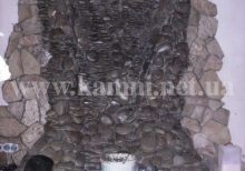 укладка речного камня цена Киев