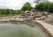 искусственный плавательный пруд Киев