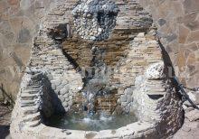водопад из камня Киев