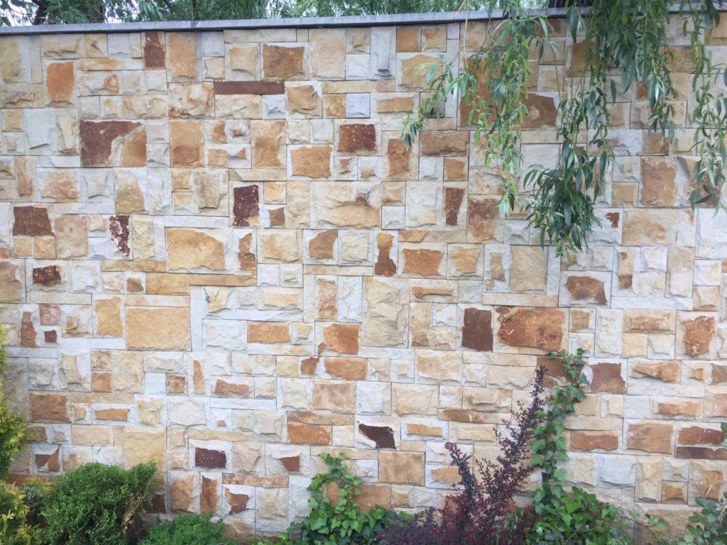 расценки на укладку природного камня