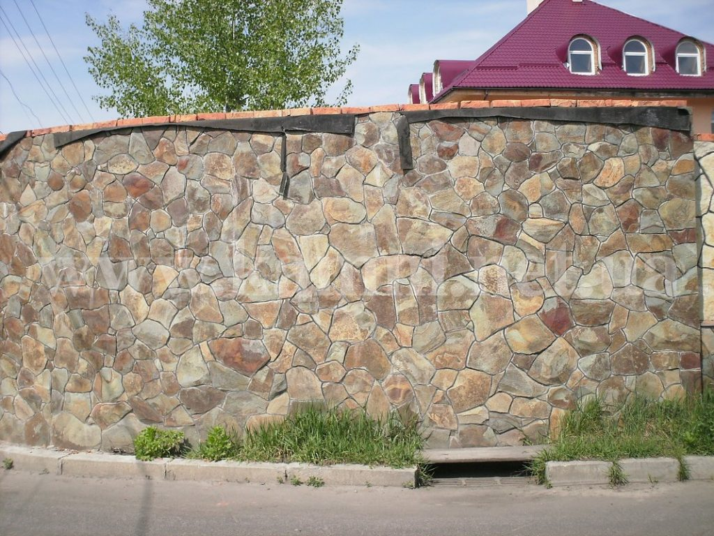 андезит камень